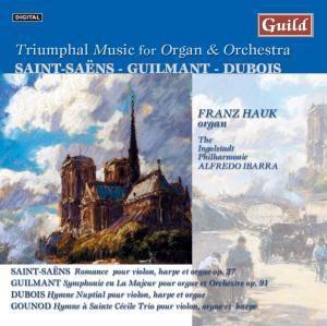 Werke Für Orgel Und Orchester, Franz Hauk, Ingolstadt Philharmonic