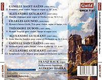 Werke Für Orgel Und Orchester - Produktdetailbild 1