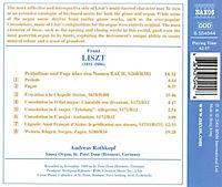 Werke für Orgel Vol. 1 - Produktdetailbild 1