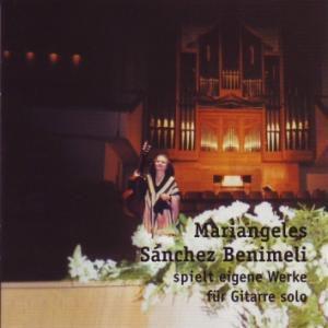 Werke für Solo-Gitarre Vol. 2, Mariangeles Sanchez-Benimeli