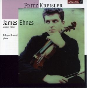 Werke Für Violine, James Ehnes, Eduard Laurel