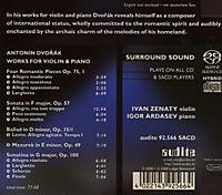Werke Für Violine & Klavier - Produktdetailbild 1