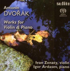 Werke Für Violine & Klavier, I. Zenaty, I. Ardasev