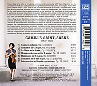 Werke Für Violine Und Orchester - Produktdetailbild 1