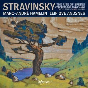 Werke Für Zwei Klaviere, Igor Strawinsky