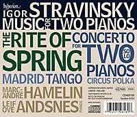 Werke Für Zwei Klaviere - Produktdetailbild 1