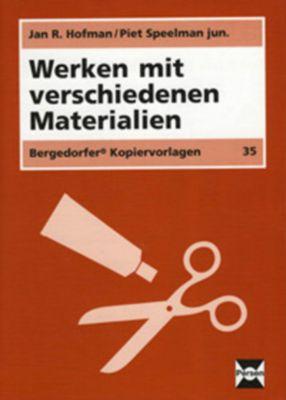 Werken mit verschiedenen Materialien, Jan R. Hofman, Piet Speelman
