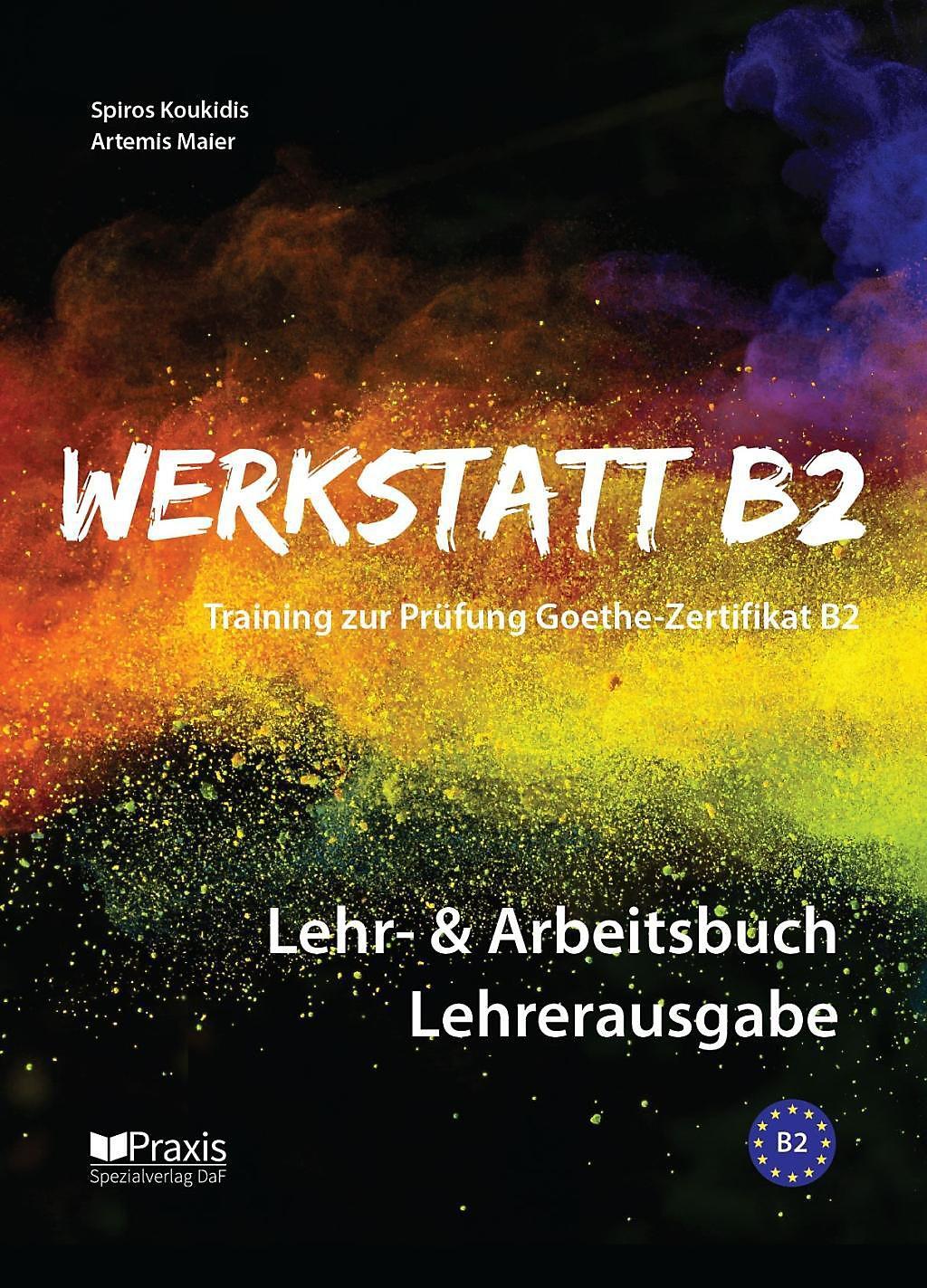 Werkstatt B2 Lehr Arbeitsbuch Lehrerausgabe Buch Versandkostenfrei