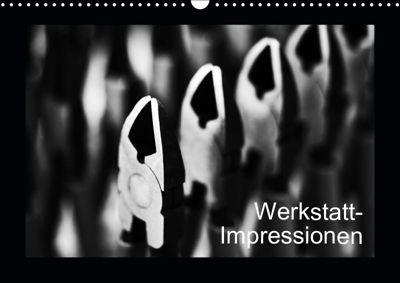 Werkstatt-Impressionen (Wandkalender 2019 DIN A3 quer), Eduard Oertle