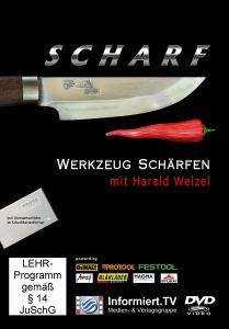 Werkzeugschärfen Mit Harald Welzel, Harald Welzel