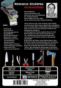 Werkzeugschärfen Mit Harald Welzel - Produktdetailbild 1