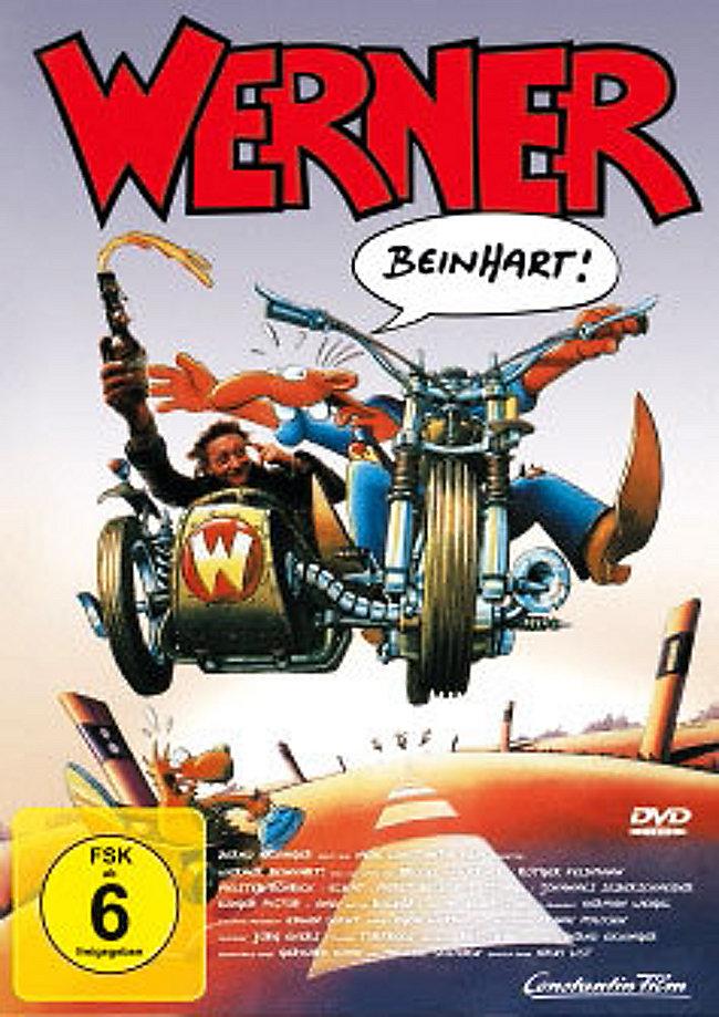 Werner - Beinhart DVD jetzt bei Weltbild.de online bestellen