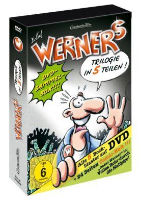 Werner Box Teil 1 - 5, Diverse Interpreten