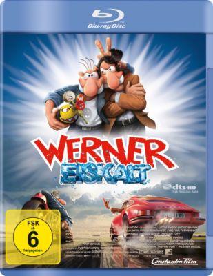 Werner - Eiskalt, Rötger Feldmann, Thomas Platt, Herman Weigel