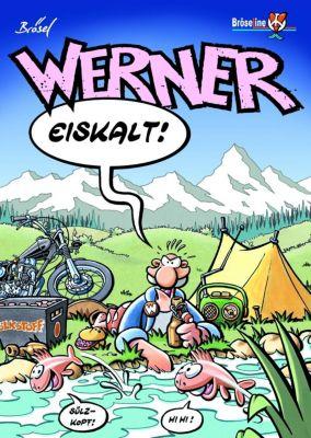Werner, Eiskalt! Buch von Brösel versandkostenfrei bestellen