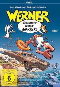 Werner - Gekotzt wird später, Diverse Interpreten