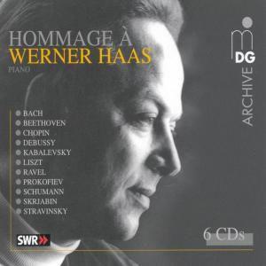Werner Haas Box, Werner Haas
