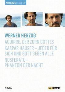Werner Herzog Box, 3 DVDs, Werner Herzog, Jakob Wassermann