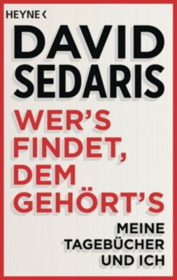 Wer's findet, dem gehört's - David Sedaris |