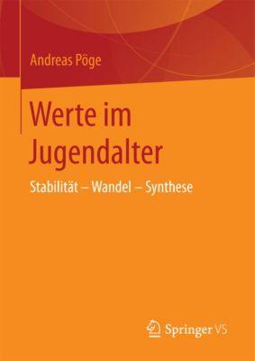 Werte im Jugendalter, Andreas Pöge
