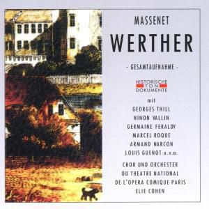 Werther, Chor & Orch.Du Theatre Nat.De