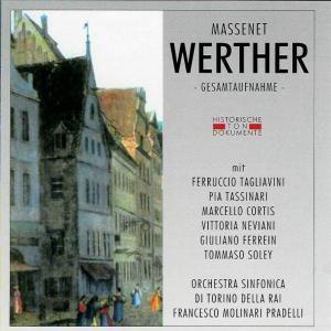 Werther, Orch.Sinf.Di Torino Della Rai
