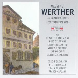 Werther (Ga), Coro E Orchestra Del Teatro Alla Scala Di Milano