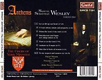 Wesley:Anthems - Produktdetailbild 1
