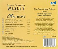 Wesley: Anthems - Produktdetailbild 1