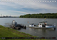 Wesseling am Rhein (Tischkalender 2019 DIN A5 quer) - Produktdetailbild 11