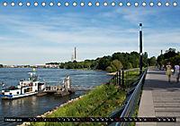 Wesseling am Rhein (Tischkalender 2019 DIN A5 quer) - Produktdetailbild 10
