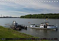 Wesseling am Rhein (Tischkalender 2019 DIN A5 quer) - Produktdetailbild 6