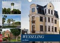 Wesseling am Rhein (Wandkalender 2019 DIN A4 quer), U boeTtchEr, U. Boettcher