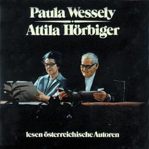Wessely+Hörbiger Lesen, Paula Wessely, Attila Hörbiger