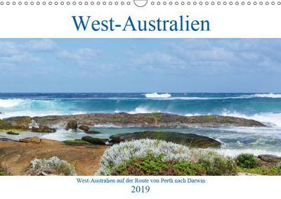 West-Australien (Wandkalender 2019 DIN A3 quer), Nicolette Berns