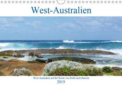 West-Australien (Wandkalender 2019 DIN A4 quer), Nicolette Berns