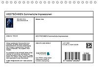 WESTBÖHMEN Sommerliche Impressionen (Tischkalender 2018 DIN A5 quer) - Produktdetailbild 13