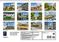 WESTBÖHMEN Sommerliche Impressionen (Wandkalender 2018 DIN A3 quer) - Produktdetailbild 13