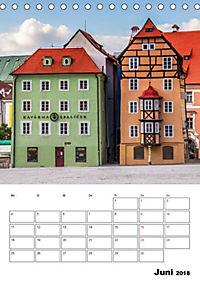 WESTBÖHMEN Terminplaner (Tischkalender 2018 DIN A5 hoch) - Produktdetailbild 6