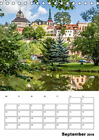 WESTBÖHMEN Terminplaner (Tischkalender 2018 DIN A5 hoch) - Produktdetailbild 9