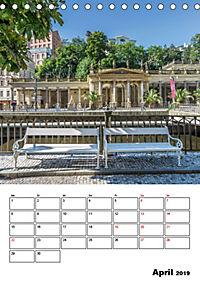 WESTBÖHMEN Terminplaner (Tischkalender 2019 DIN A5 hoch) - Produktdetailbild 4