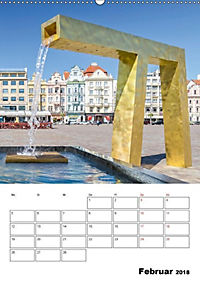 WESTBÖHMEN Terminplaner (Wandkalender 2018 DIN A2 hoch) - Produktdetailbild 2