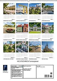 WESTBÖHMEN Terminplaner (Wandkalender 2018 DIN A2 hoch) - Produktdetailbild 13