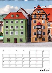 WESTBÖHMEN Terminplaner (Wandkalender 2018 DIN A2 hoch) - Produktdetailbild 6