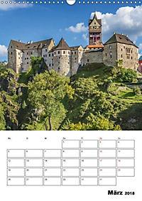 WESTBÖHMEN Terminplaner (Wandkalender 2018 DIN A3 hoch) - Produktdetailbild 3