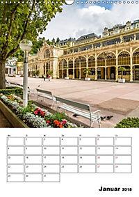 WESTBÖHMEN Terminplaner (Wandkalender 2018 DIN A3 hoch) - Produktdetailbild 1