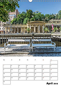 WESTBÖHMEN Terminplaner (Wandkalender 2018 DIN A3 hoch) - Produktdetailbild 4