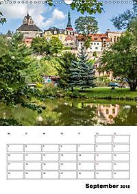 WESTBÖHMEN Terminplaner (Wandkalender 2018 DIN A3 hoch) - Produktdetailbild 9