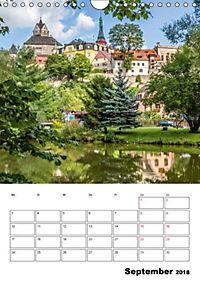 WESTBÖHMEN Terminplaner (Wandkalender 2018 DIN A4 hoch) - Produktdetailbild 9
