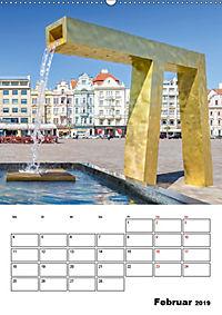 WESTBÖHMEN Terminplaner (Wandkalender 2019 DIN A2 hoch) - Produktdetailbild 2